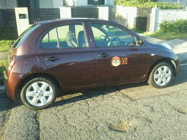 Picture of Wendy's 2009 Nissan Micra