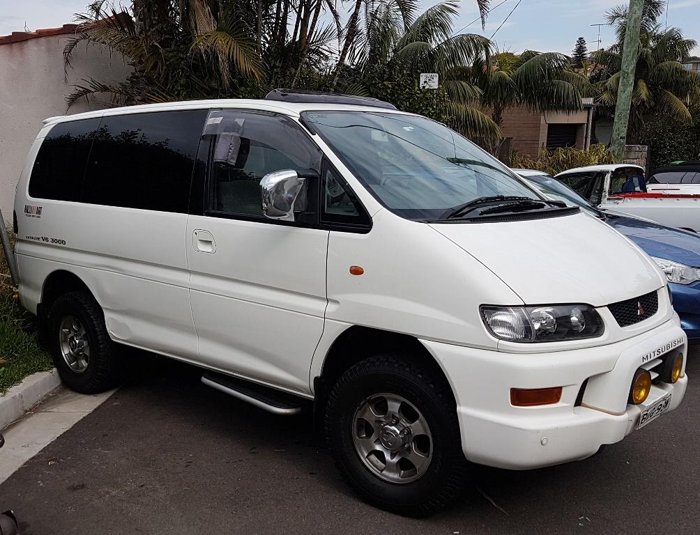 Picture of Andrew's 1998 Mitsubishi Delica