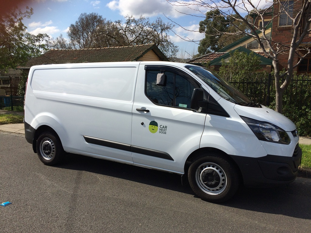 Picture of Michael's 2016 Ford Transit