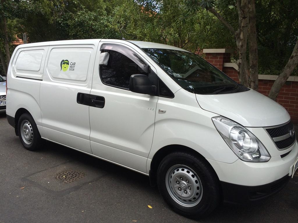 Picture of Van's 2010 Hyundai iLoad
