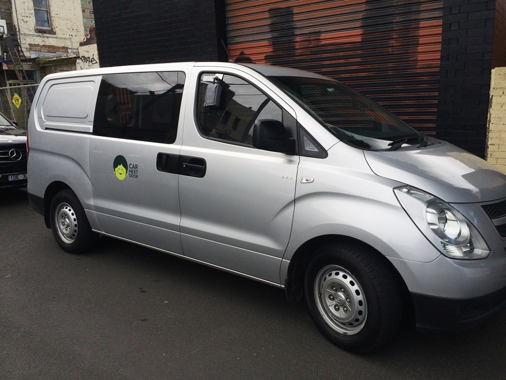 Picture of Van's 2010 Hyundai iLoad