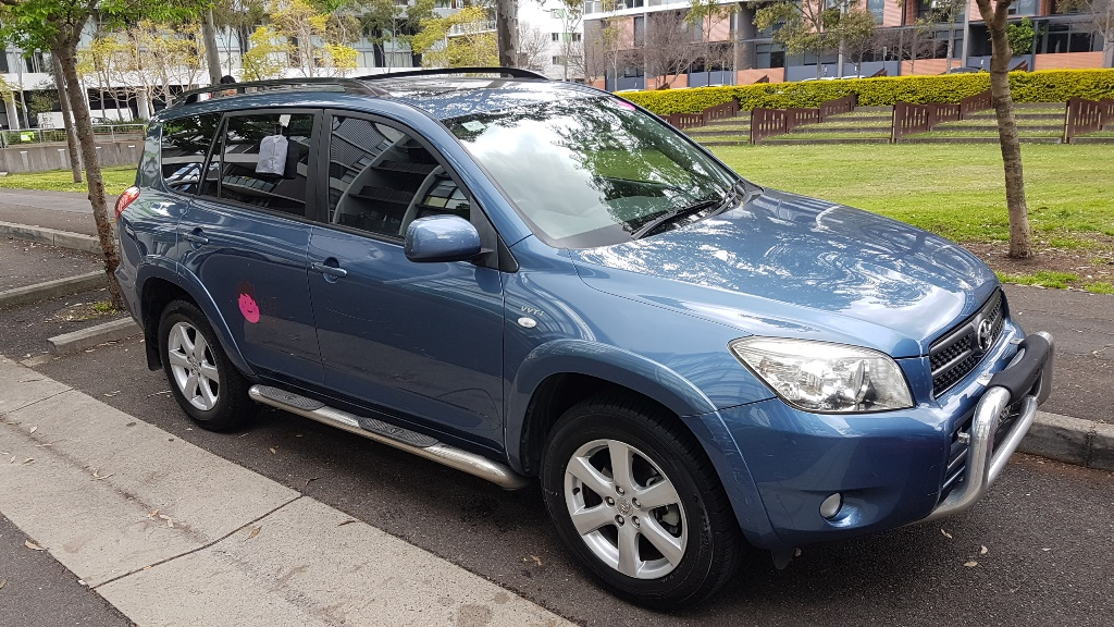 Picture of Pengyu's 2006 Toyota RAV4