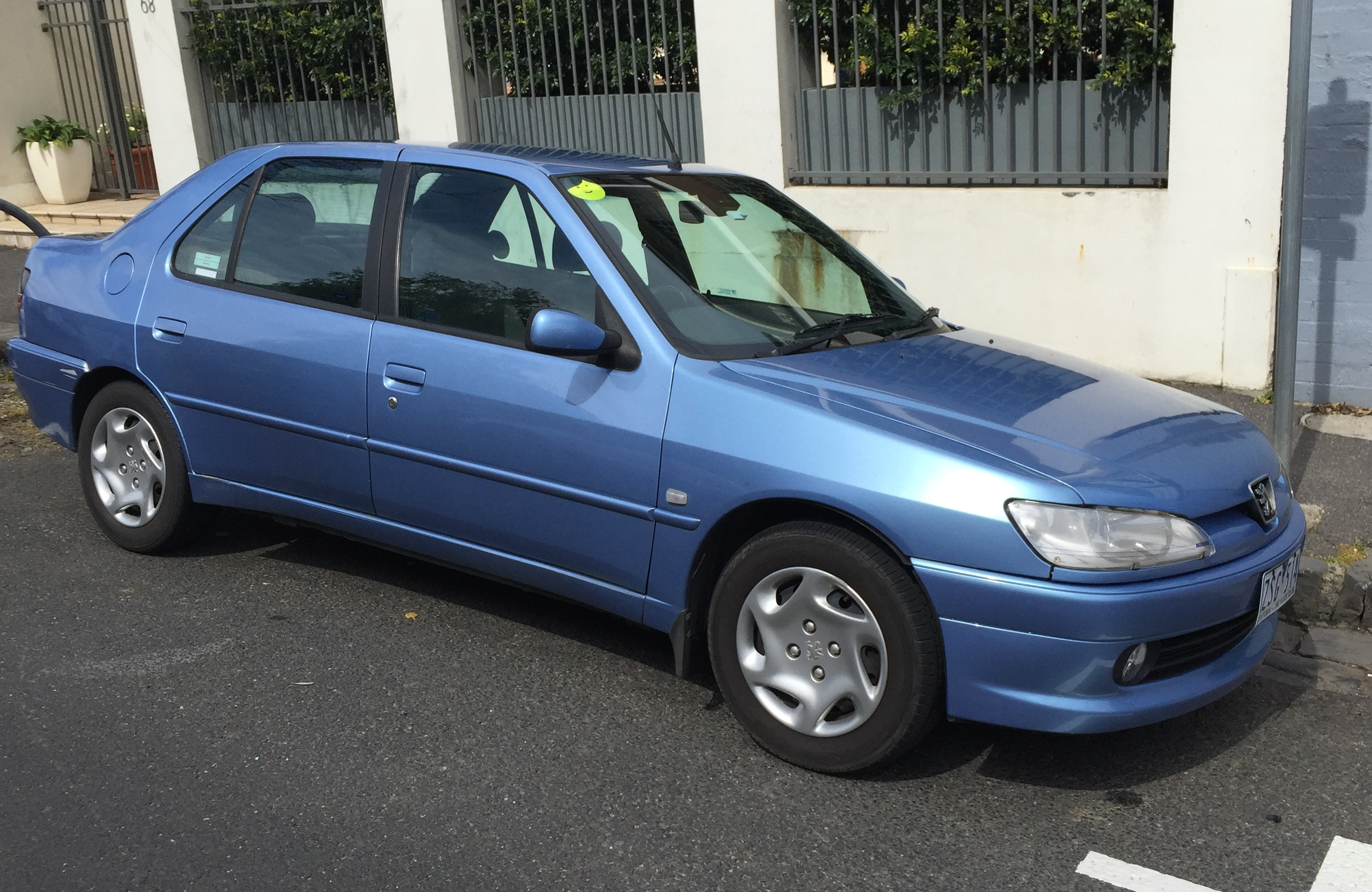 Rent Thom S 2000 Peugeot 306 By The Hour Or Day In Fitzroy