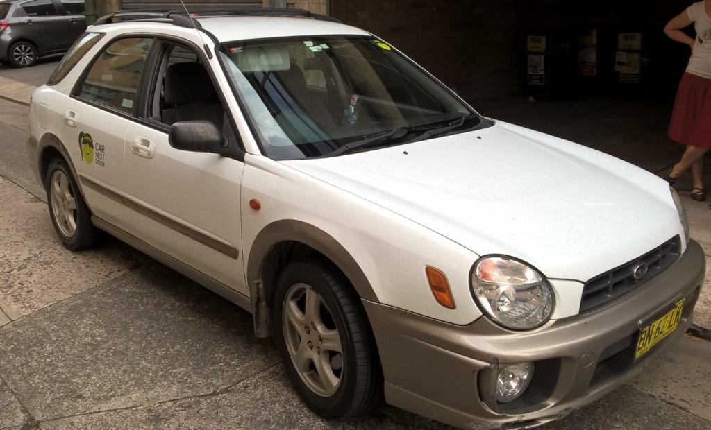 Picture of Michelle's 2001 Subaru Impreza