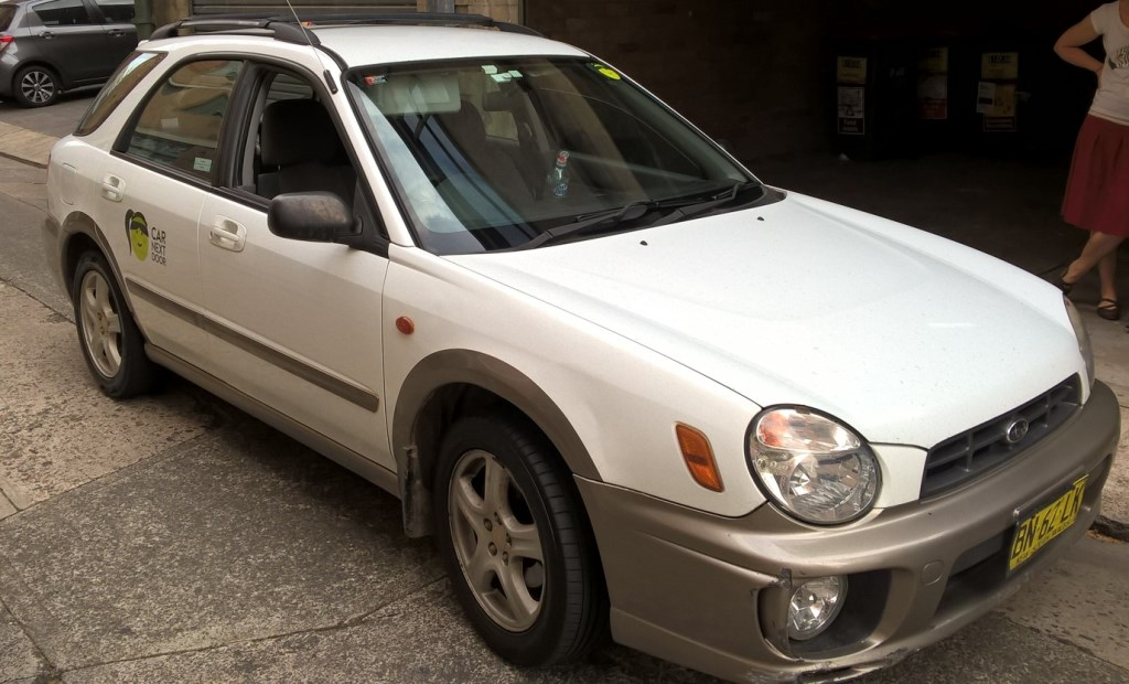 Picture of Michelle's 2001 Subaru Impreza