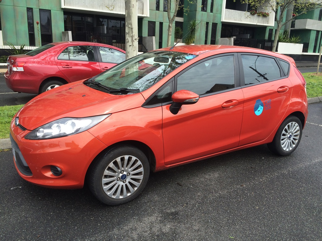 Picture of Raelene's 2012 Ford Fiesta