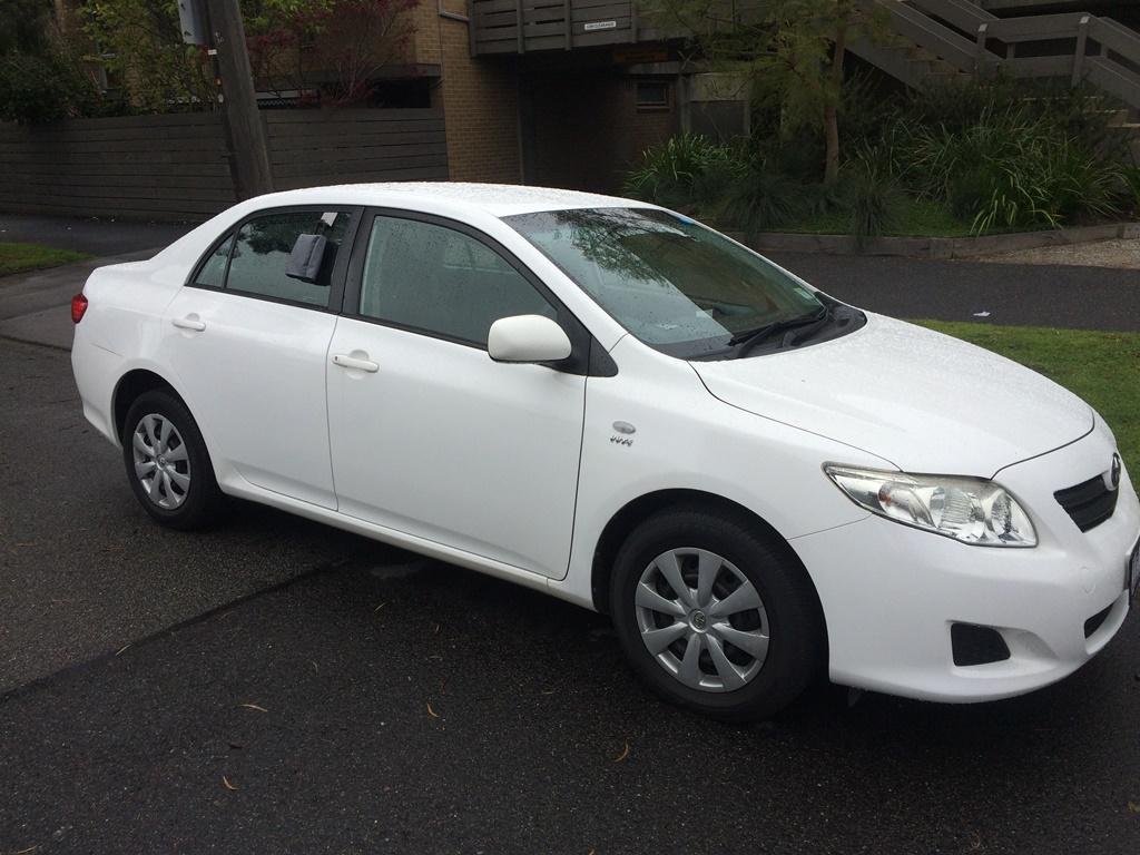 Picture of Suzi's 2009 Toyota Corolla
