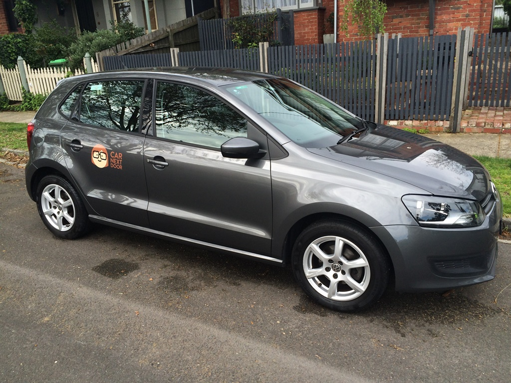 Picture of Thomas' 2010 Volkswagen Polo