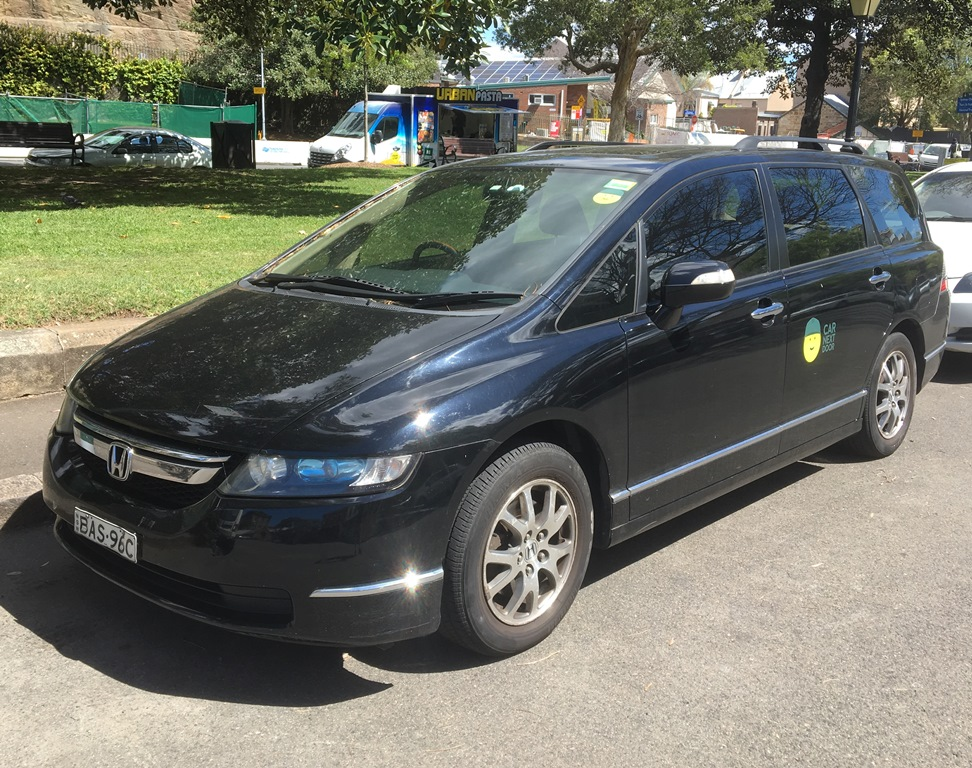 Picture of Mary's 2007 Honda Odyssey