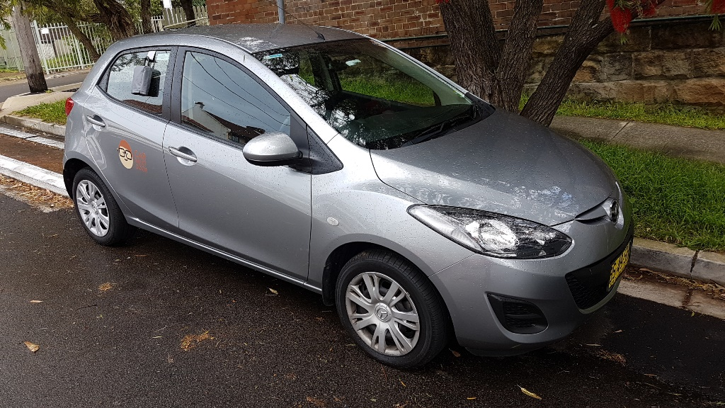 Picture of Sally's 2012 Mazda 2