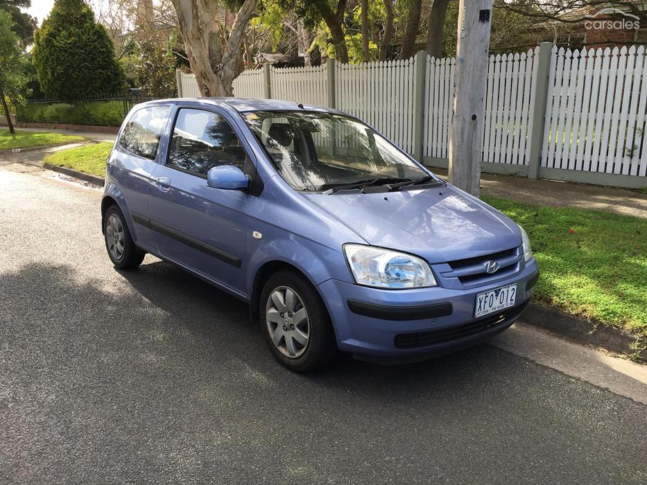 Picture of Thijs' 2005 Hyundai Getz