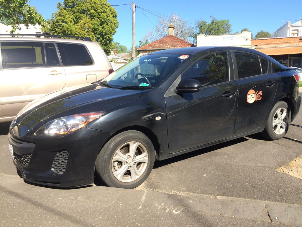 Picture of Emily's 2011 Mazda 3