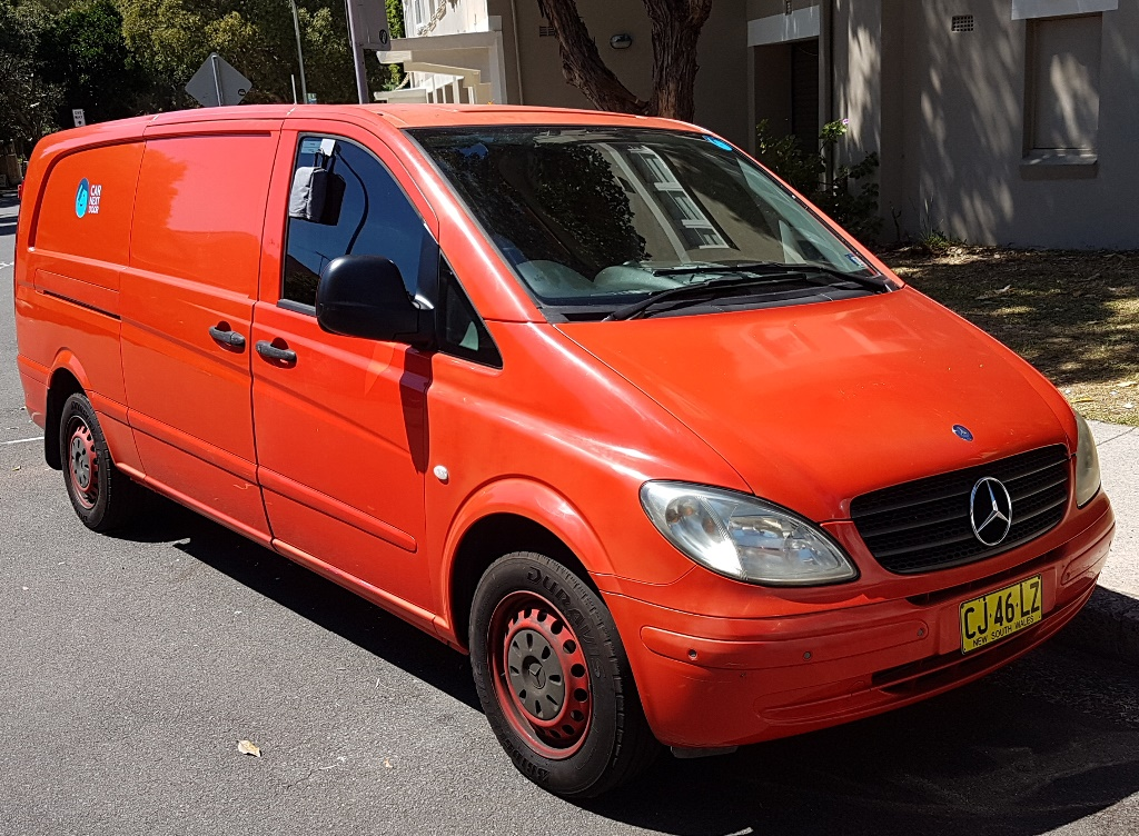 Picture of Charles' 2008 Mercedes-Benz Vito