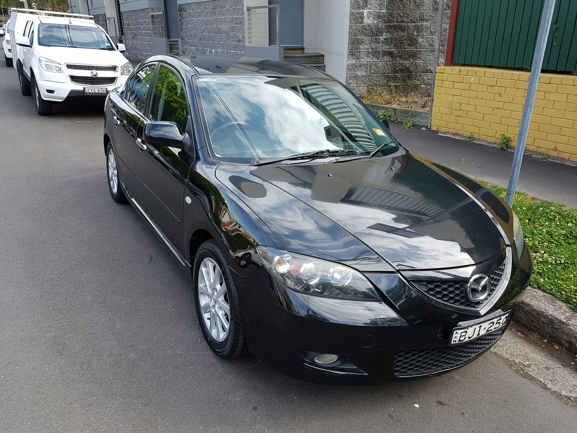 Picture of Paul's 2008 Mazda 3