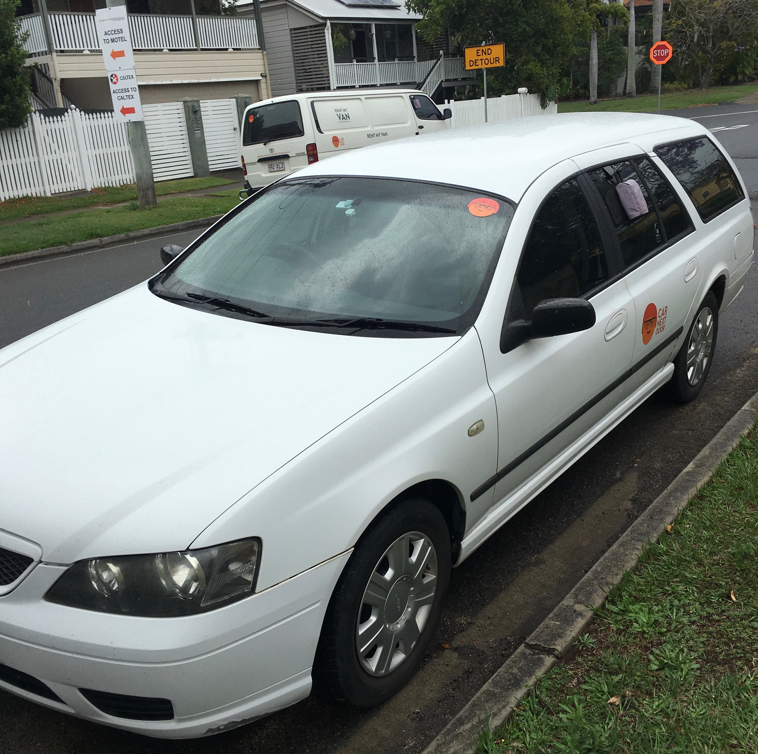 Picture of Jonathan's 2005 Ford Falcon