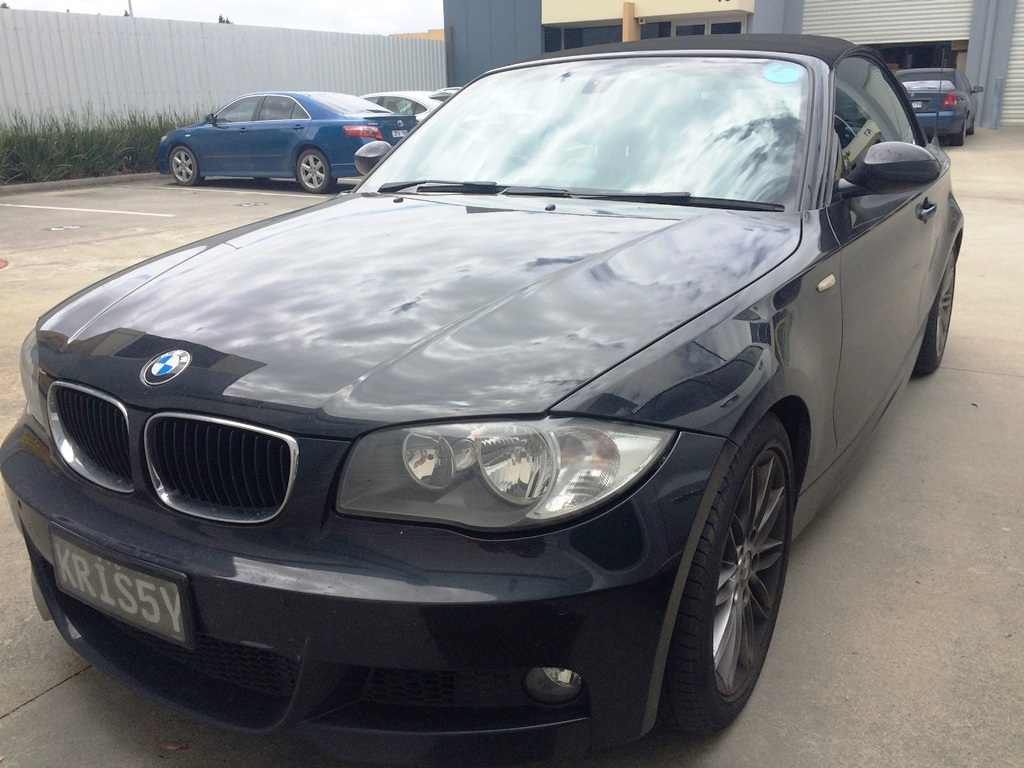 Picture of Marcela's 2009 BMW 120i