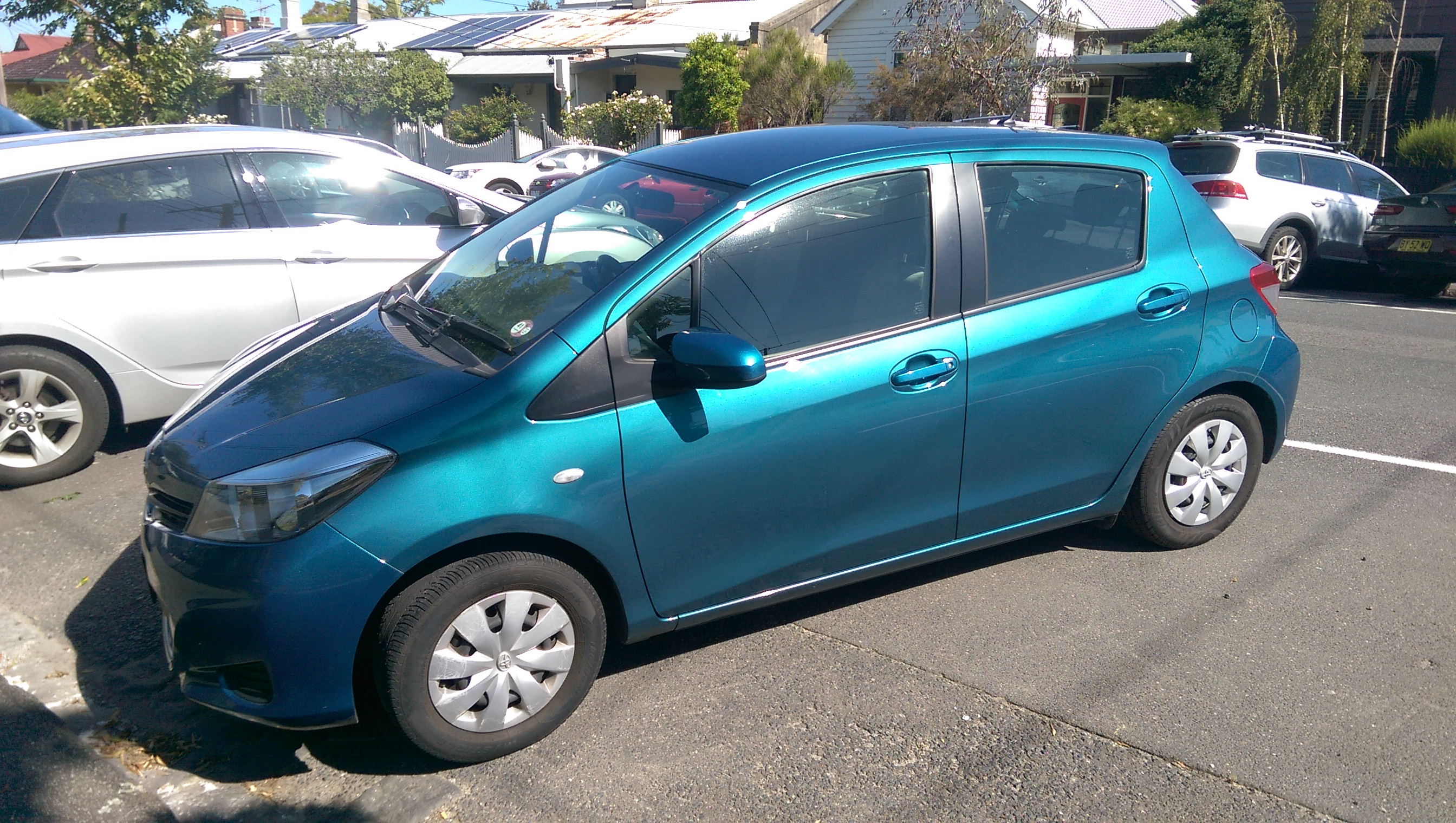 Picture of Keith's 2012 Toyota YARIS