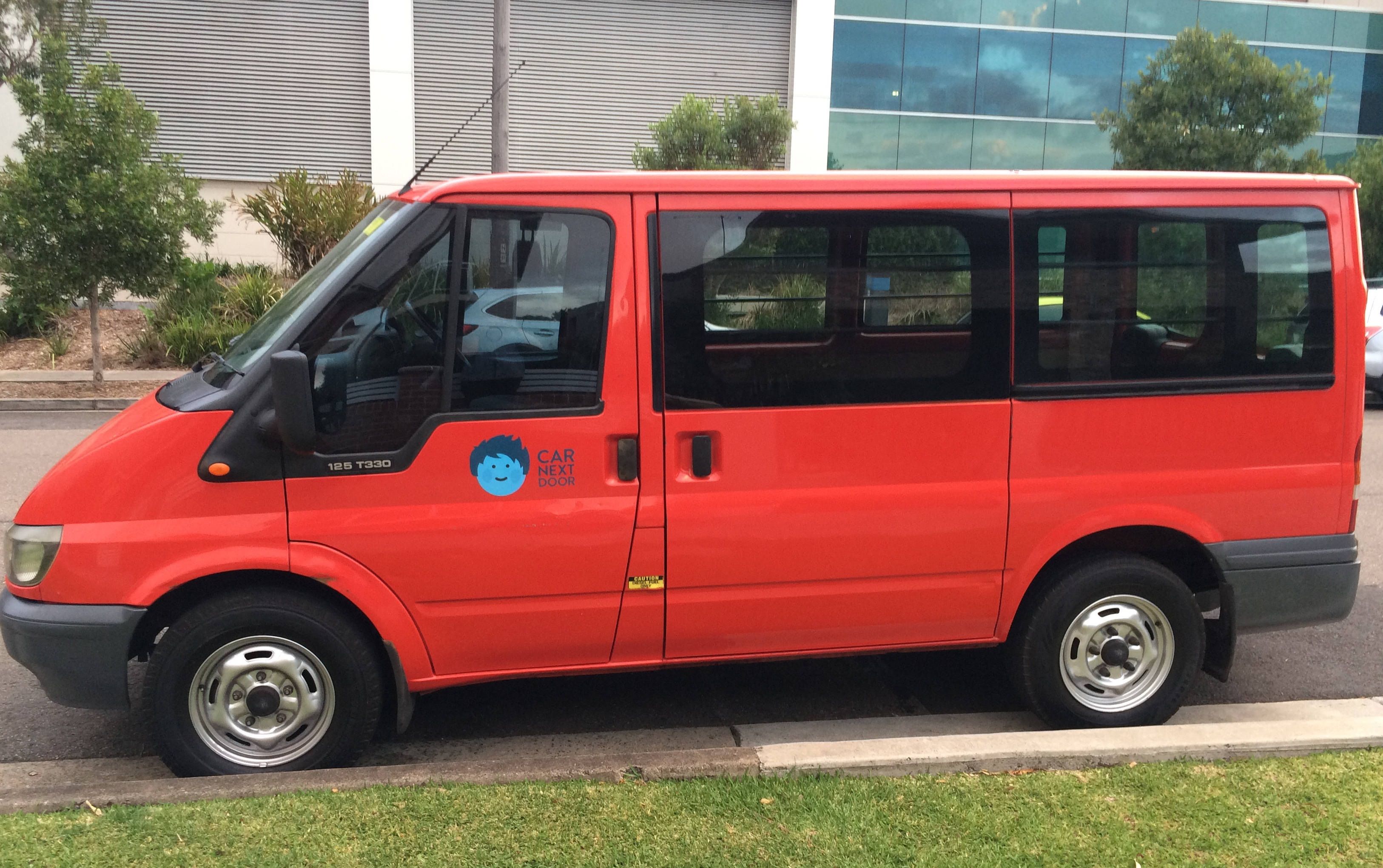Picture of Charles' 2006 Ford Transit