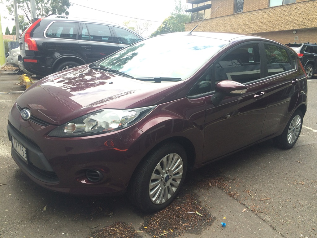 Picture of Claire's 2012 Ford Fiesta