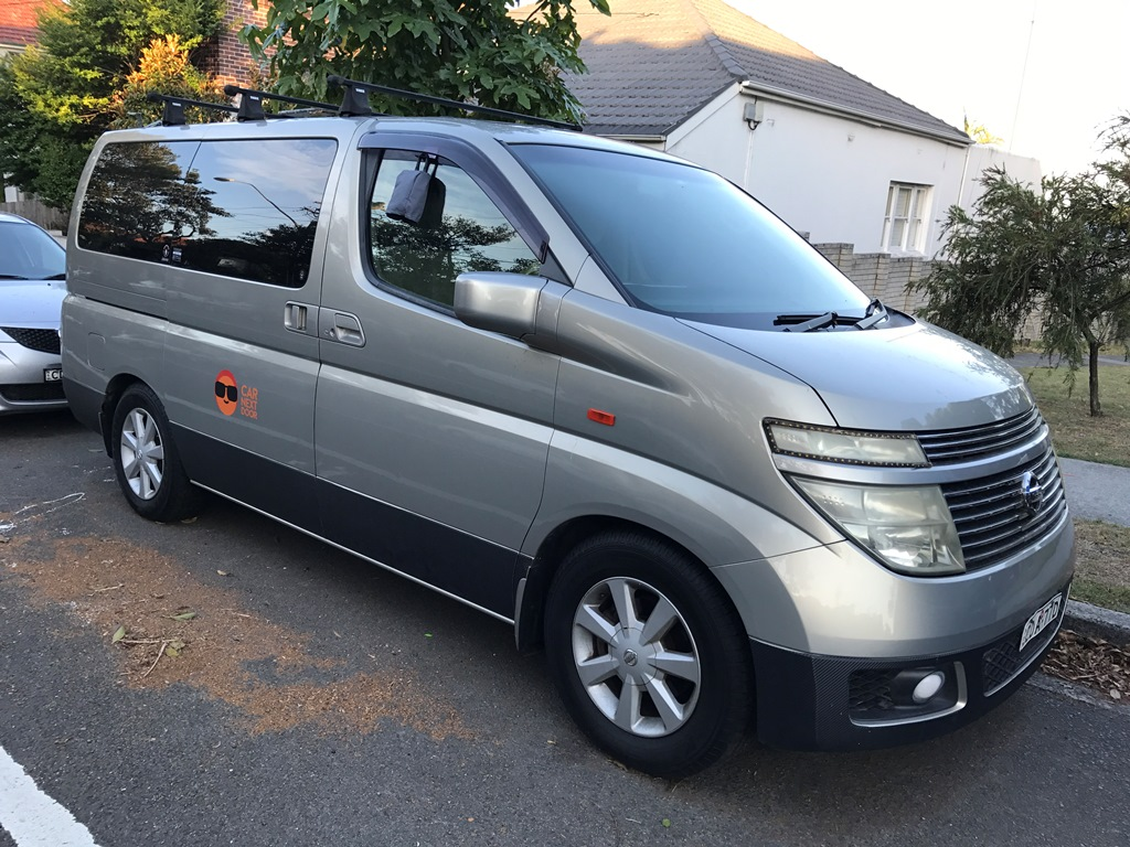 Picture of Georgij's 2004 Nissan ElGrand