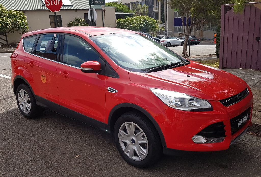 Picture of Rose's 2015 Ford Kuga