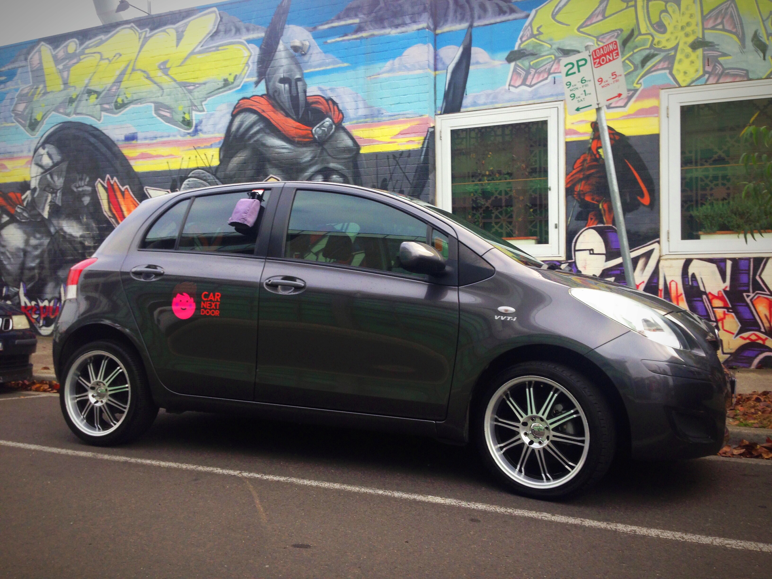 Picture of Meg's 2011 Toyota Yaris