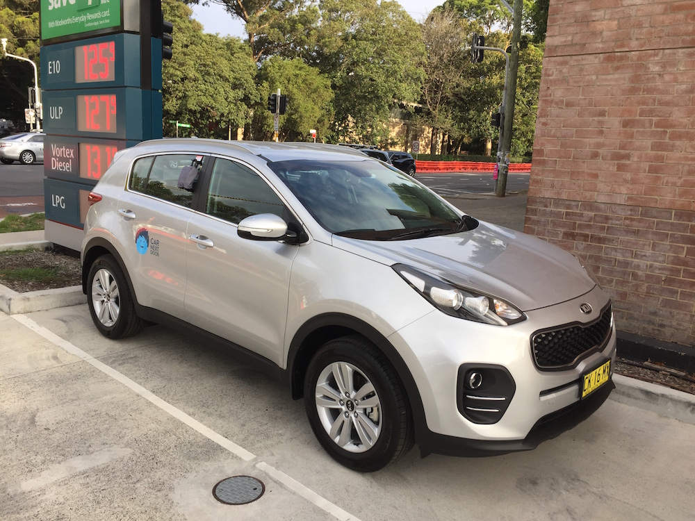 Picture of CarNextDoor's 2016 Kia Sportage