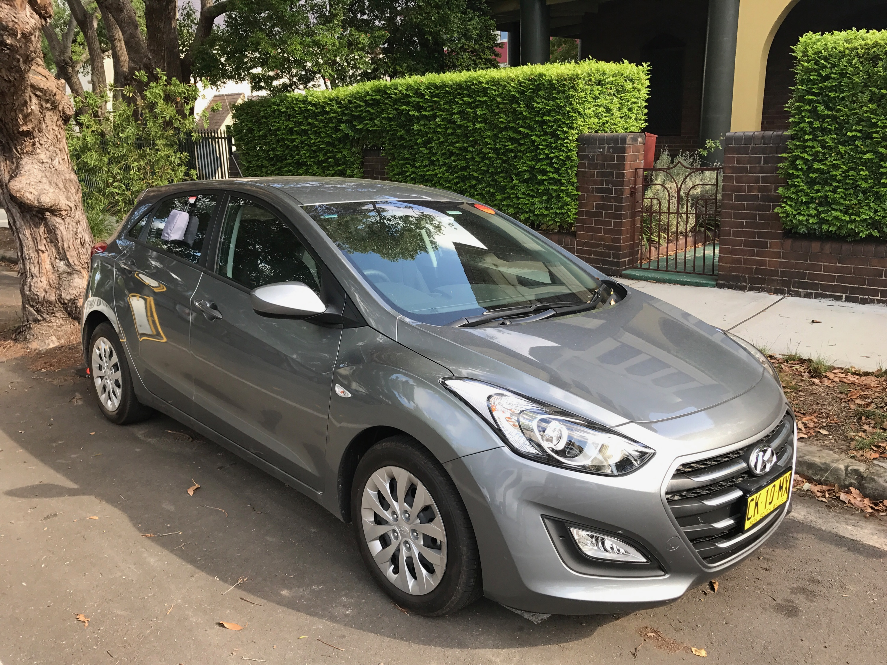 Picture of Luke's 2016 Hyundai i30