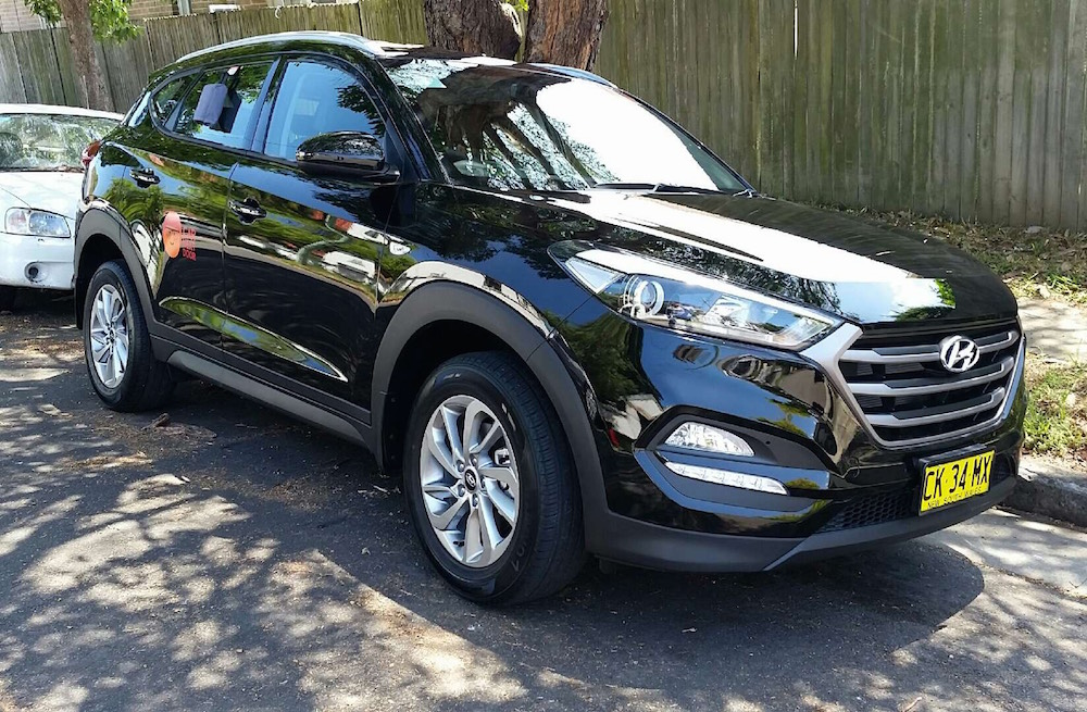 Picture of CarNextDoor's 2016 Hyundai Tucson