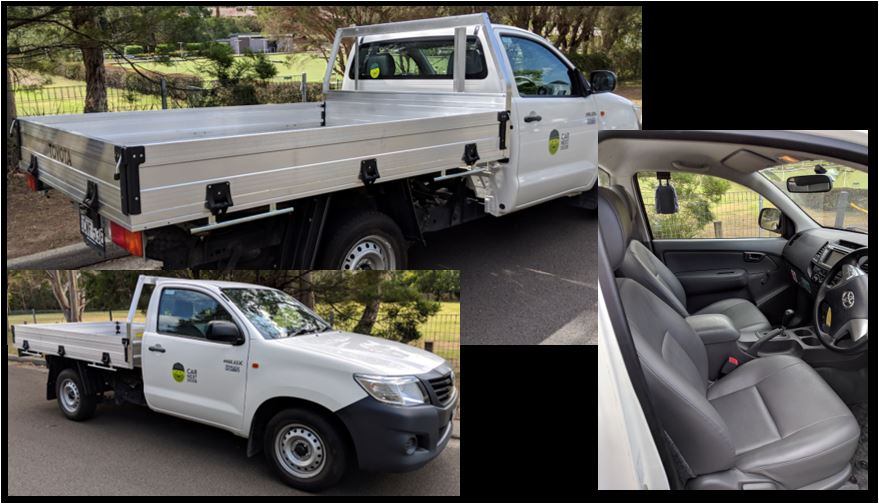 Picture of Rose's 2014 Toyota Hilux