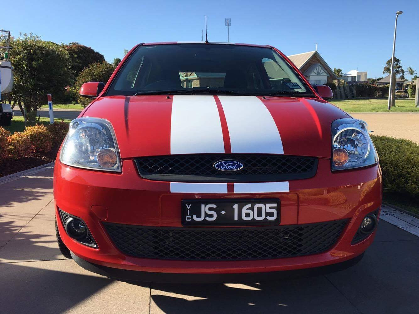 Picture of Christopher's 2008 Ford Fiesta