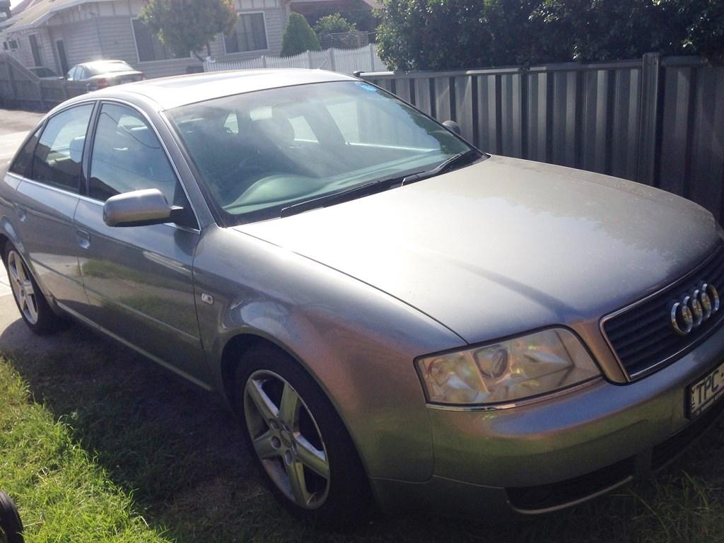 Picture of Caroline's 2004 Audi A6 Sedan