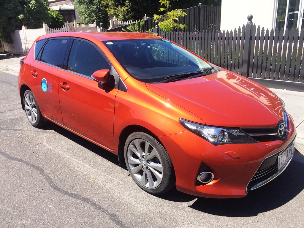 Picture of Jeremy's 2013 Toyota Corolla