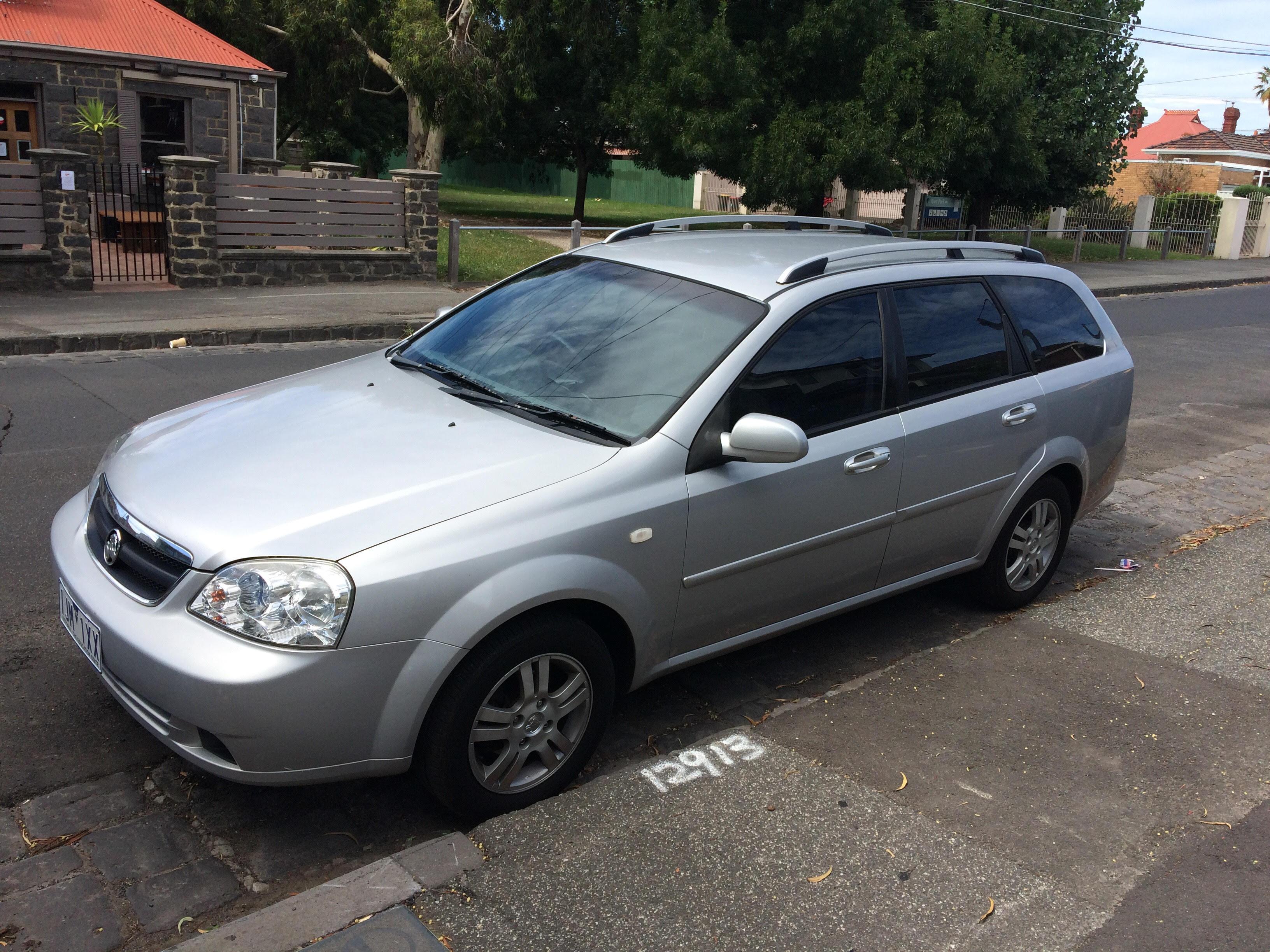 Picture of Junbin's 2006 Holden Viva