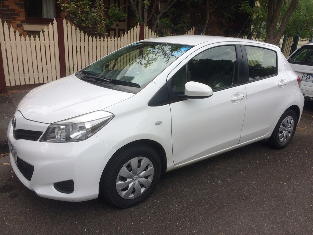 Picture of Michaela's 2013 Toyota Yaris