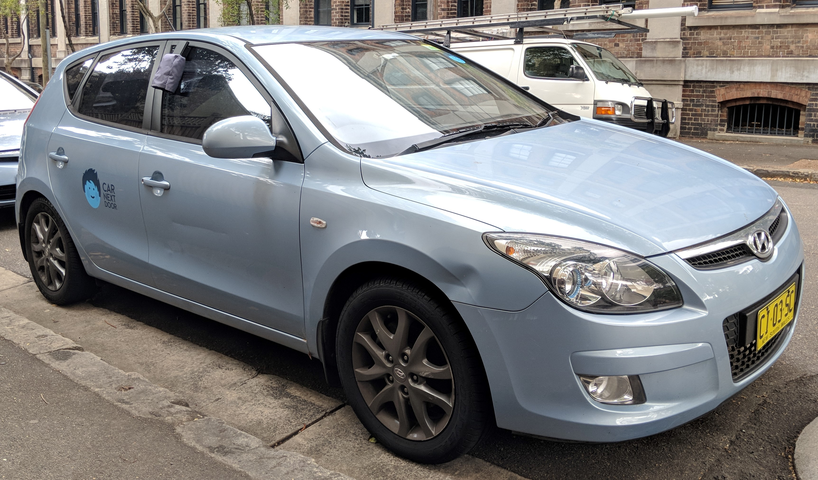 Picture of Francis' 2010 Hyundai i30