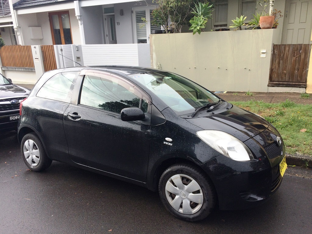 Picture of Dean's 2007 Toyota Yaris