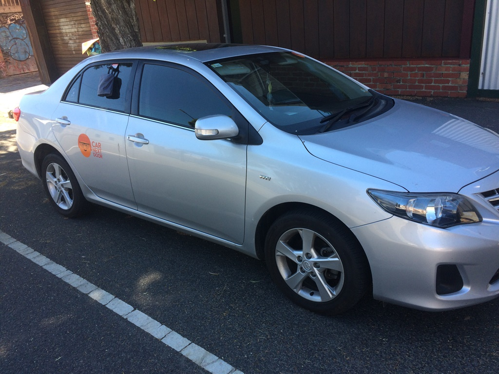 Picture of Emma's 2011 Toyota Corolla Conquest