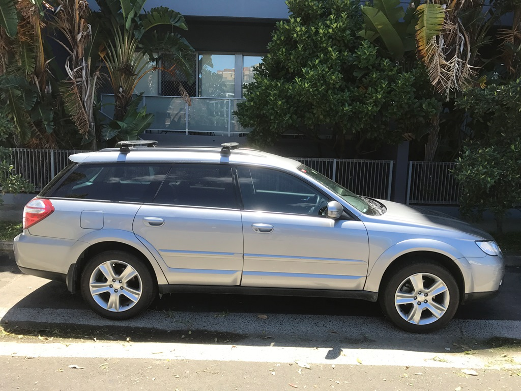 Picture of Rowan's 2008 Subaru Outback
