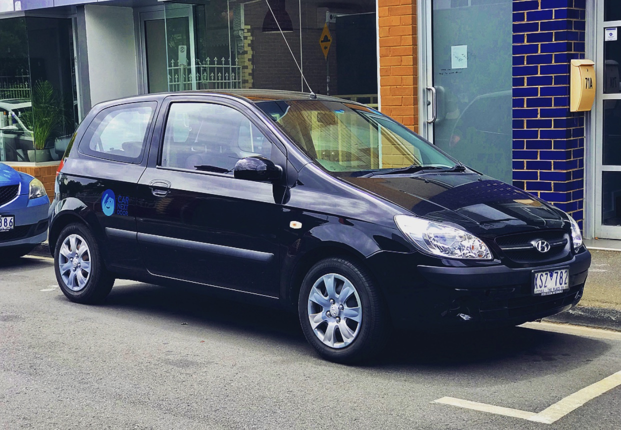 Picture of Anita's 2010 Hyundai Getz