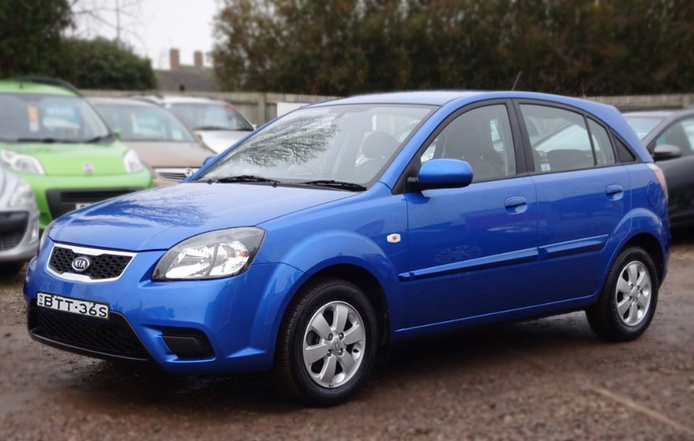 Picture of Lizzy's 2010 Kia Rio