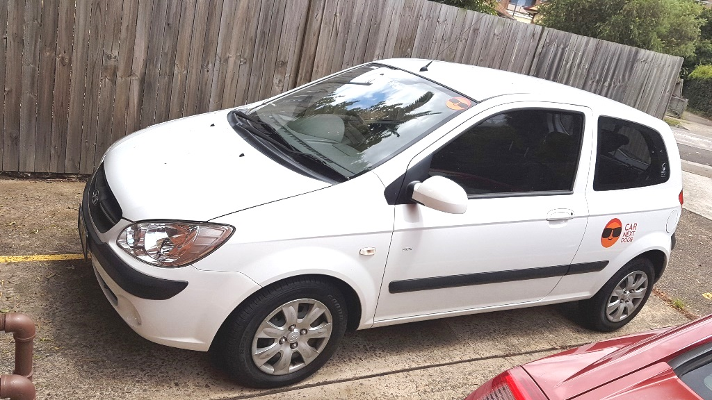Picture of Sarah Joan's 2010 Hyundai Getz