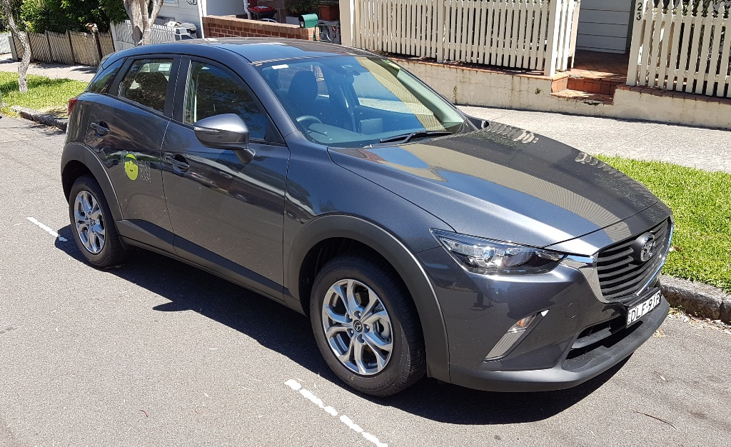 Picture of Galina's 2016 Mazda CX3