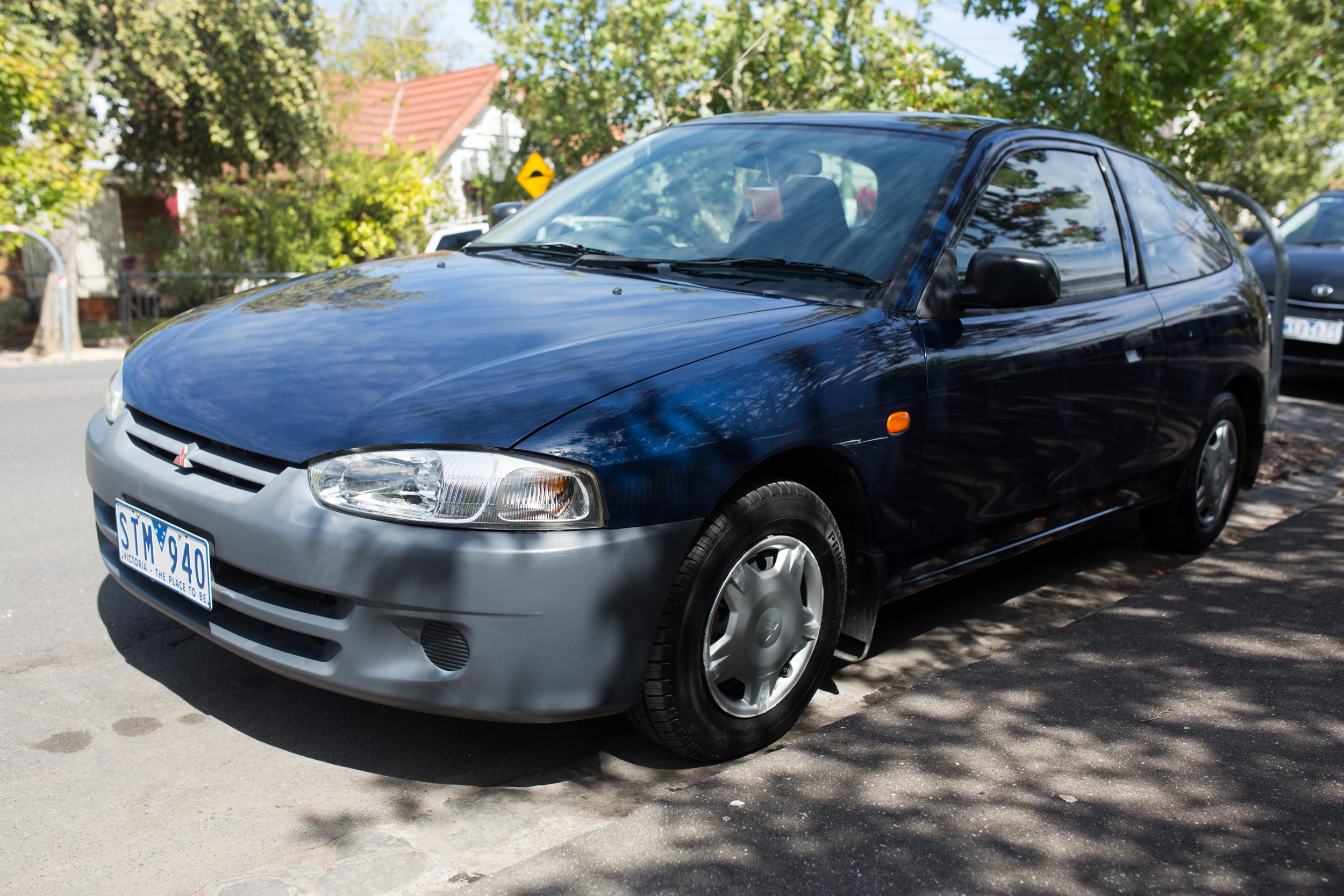 Picture of Bernard's 2003 Mitsubishi Mirage