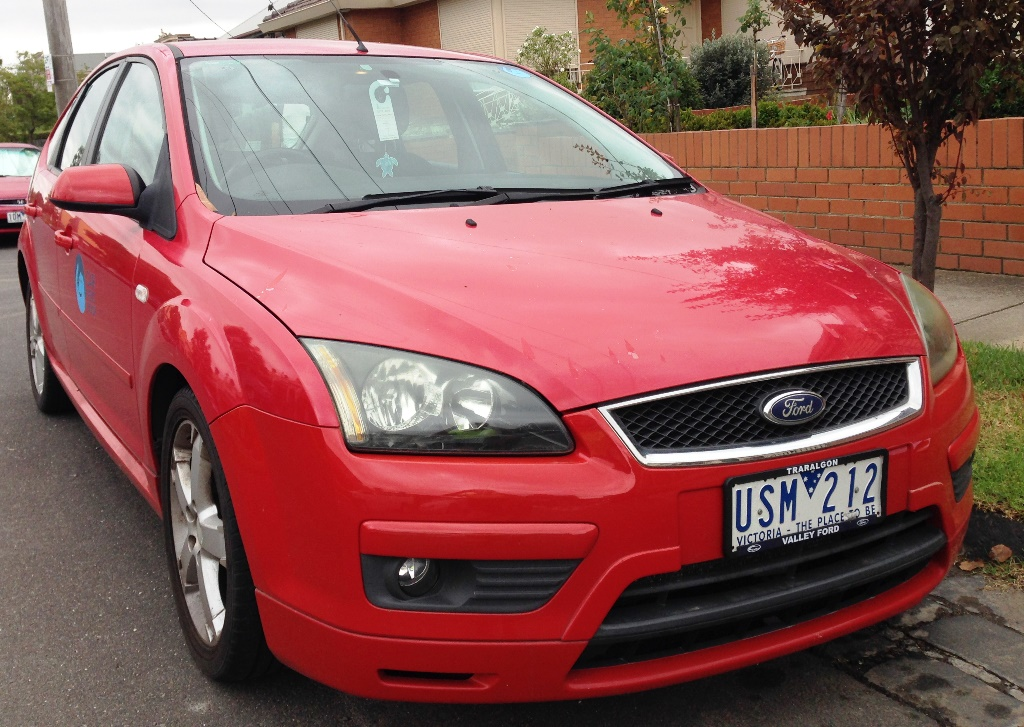 Picture of Marcus' 2007 Ford Focus