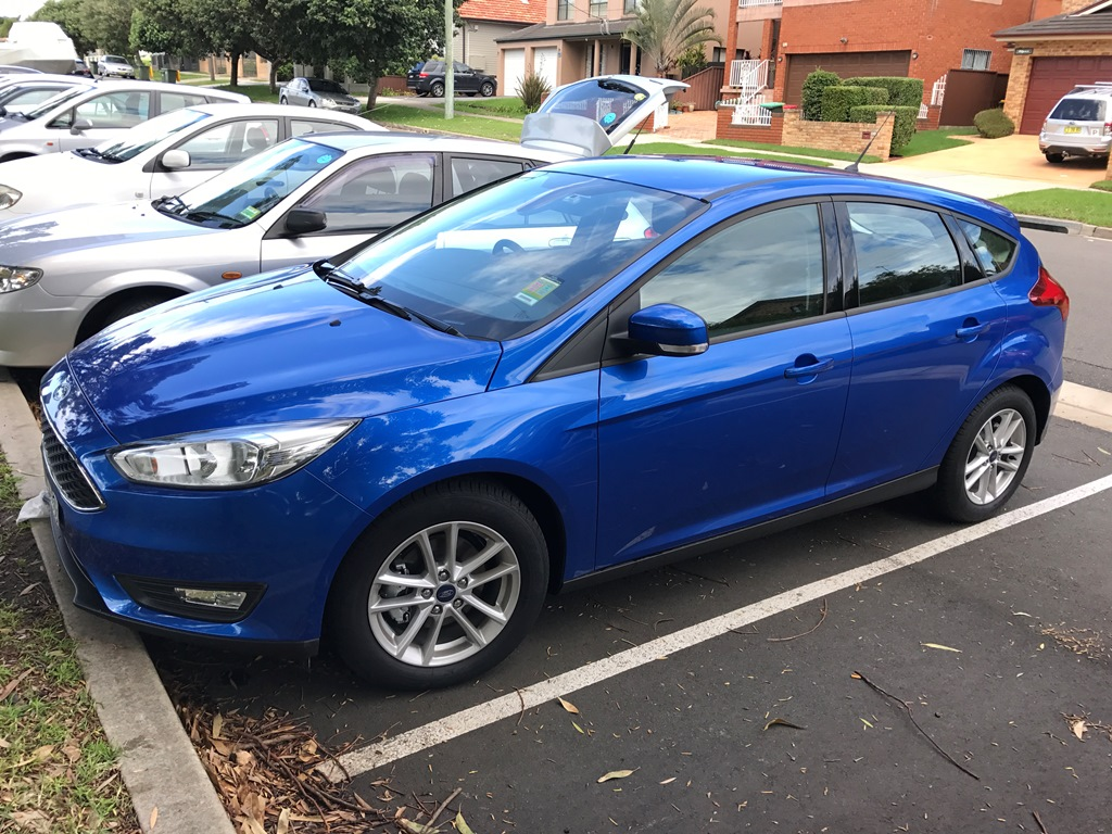 Picture of Melissa's 2016 Ford Focus