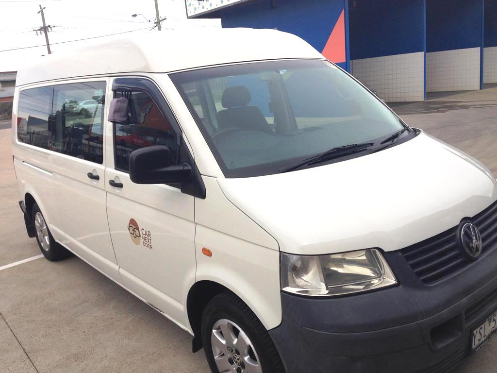 Picture of Khiem's 2005 Volkswagen Transporter
