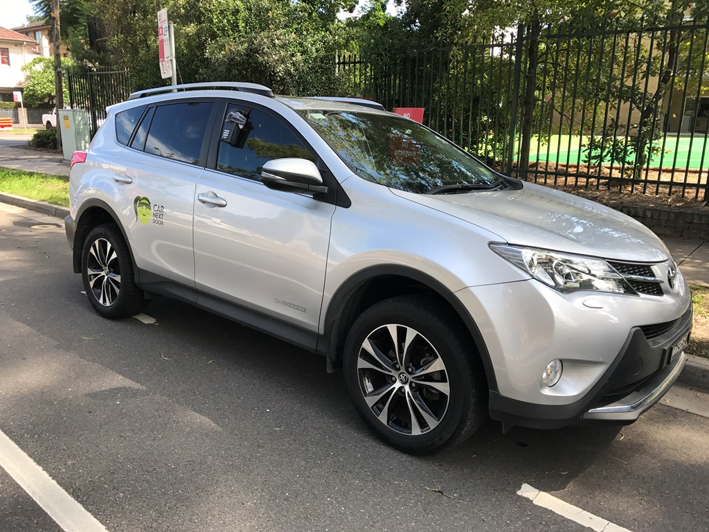 Picture of Angie's 2015 Toyota RAV4