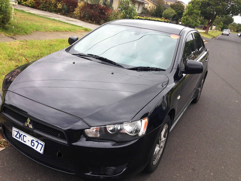 Picture of Dilshad's 2008 Mitsubishi Lancer