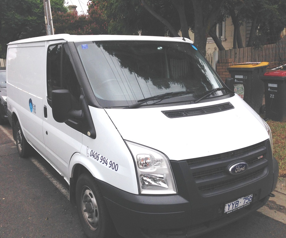 Picture of Grant's 2012 Ford Transit